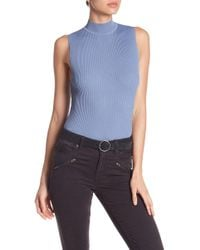 360cashmere - Georgia Sleeveless Ribbed Knit Top - Lyst