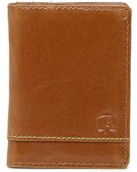 Robert Graham - Aberdeen Leather Card Case - Lyst