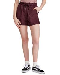 BDG Urban Outfitters Paperbag Waist Shorts - Multicolor