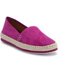 Me Too - Remi Suede Moc Loafer - Lyst
