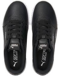 PUMA Carina Untamed Sneaker - Black
