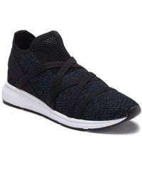 ef71a636c8c4 Eileen Fisher - Xanady Woven Slip-on Sneaker - Lyst