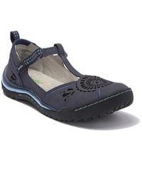 Jambu Sunkist Strappy Sneaker - Blue