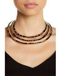 House of Harlow 1960 - Nalli Statement Necklace - Lyst