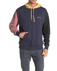 Barney Cools B.quick Pullover Hoodie - Blue