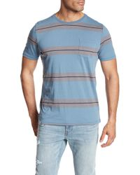 Captain Fin - Able Striped Knit Tee - Lyst