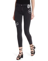 Siwy - Lauren Patchwork Skinny Jeans - Lyst