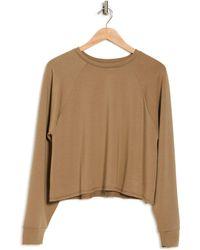 X By Gottex Chain Printed Sweatshirt - Brown