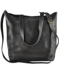 Kiko Leather - Journalist Tote - Lyst