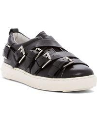 Ash | Premium Bucked Leather Trainer | Lyst