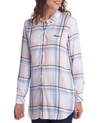 Barbour Baymouth Plaid Tunic Shirt - Multicolor