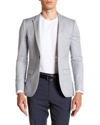 TOPMAN - Wyatt Suit Jacket - Lyst
