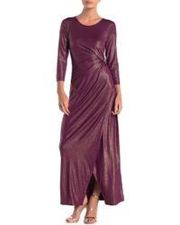 6f5bd344ac2 Spense - Side Knot Maxi Dress - Lyst