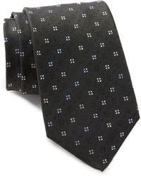 Vince Camuto - Bologna Neat Print Silk Tie - Lyst