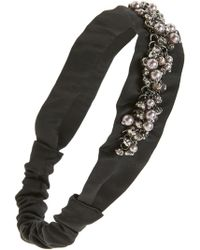 Tasha - Lady C Embellished Head Wrap - Lyst