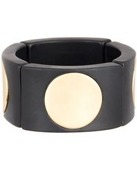Lucky Brand - Wood Dot Stretch Bracelet - Lyst