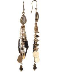 Lucky Brand - Fancy Tassel Drop Earrings - Lyst