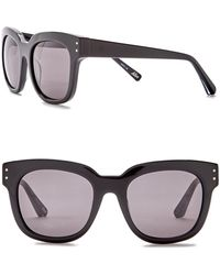 Elizabeth and James - Allen Square 53mm Acetate Frame Sunglasses - Lyst