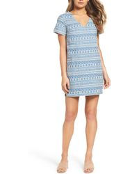 Ali & Jay - Wine Safari Shift Dress - Lyst
