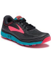 c3f998a5938 Brooks - Puregrit 6 Trail Running Shoe (women) - Lyst