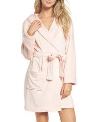 Make + Model - Starry Night Plush Short Robe - Lyst