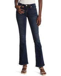 True Religion Becca Bootcut Core Jeans - Blue