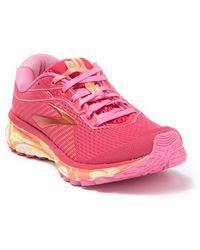 Brooks Ghost 12 Running Shoe - Pink