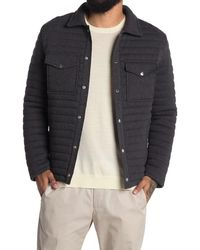Reiss - Blake Quilted Jacket - Lyst