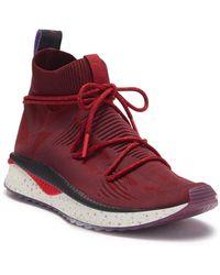 PUMA X Naturel Tsugi Evoknit Sock Sneaker - Red