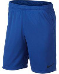 d76a0e886 Nike Dri-fit Monster Mesh Basketball Shorts in Blue for Men - Lyst