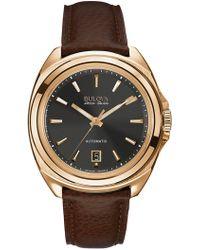 Bulova - Men's Accuswiss Automatic Watch - Lyst