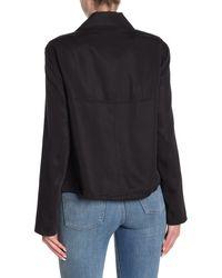 AllSaints Macey Notch Lapel Jacket - Black