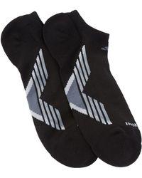 adidas Originals - Climacool X Iii No Show Socks - Pack Of 2 - Lyst