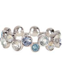 Swarovski - Fidelity Crystal Ring - Size 58 (us 8) - Lyst