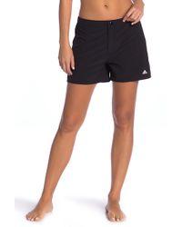 adidas - Woven Swim Shorts - Lyst