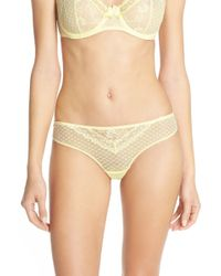 Passionata - 'adorable' Tulle Thong - Lyst