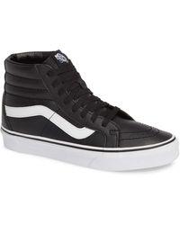 Vans 'sk8-hi Reissue' Sneaker (women) - Black