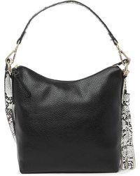 Steve Madden Bkrane Small Hobo Bag - Black