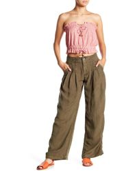 Free People - Utility Trouser - Lyst
