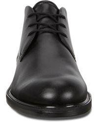 Ecco Vitrus Iii Chukka Boot - Black