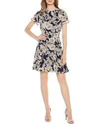 Bardot Brianna Floral Print Dress - Multicolor