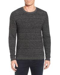 Monte Rosso - Ottoman Wool Blend Sweater - Lyst