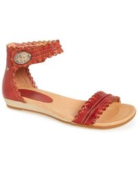 Pikolinos - Alcudia Ankle Strap Sandal - Lyst