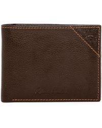 Robert Graham - Pledge Leather Bifold Wallet - Lyst