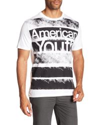 Calvin Klein Jeans - American Youth Oversized Boxy Tee - Lyst