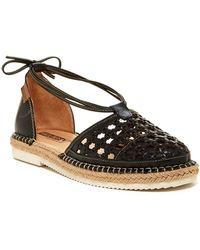 Pikolinos - Cadamunt Leather Flat - Lyst