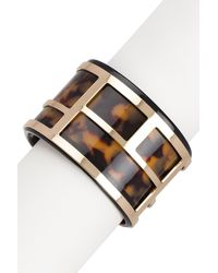 Saachi Susan Cuff Bracelet - Metallic