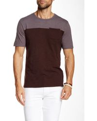 United By Blue - Standard Short Sleeve Colorblock Tee - Lyst