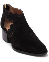 Seychelles All Together Cutout Boot - Black