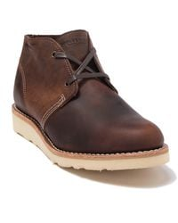 0c1895c3489 Wolverine Liam Chukka Boots in Brown for Men - Lyst
